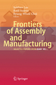 Frontiers of Assembly and Manufacturing - Sukhan Lee; Raúl Suárez; Byung Wook Choi