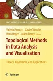 Topological Methods in Data Analysis and Visualization: Theory, Algorithms, and Applications - Pascucci, Valerio / Tricoche, Xavier / Hagen, Hans