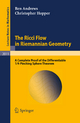 The Ricci Flow in Riemannian Geometry - Ben Andrews; Christopher Hopper