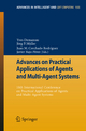 Advances on Practical Applications of Agents and Multi-Agent Systems - Yves Demazeau; Jörg Müller;  Juan M. Corchado Rodríguez; Javier Bajo Pérez