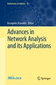 Advances in Network Analysis and its Applications - Evangelos Kranakis;  Evangelos Kranakis