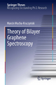 Theory of Bilayer Graphene Spectroscopy - Marcin Mucha-Kruczyńs