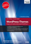 Jonas Hellwig;Christian Gatzen: WordPress-Themes
