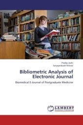 Bibliometric Analysis of Electronic Journal - Pradip Joshi