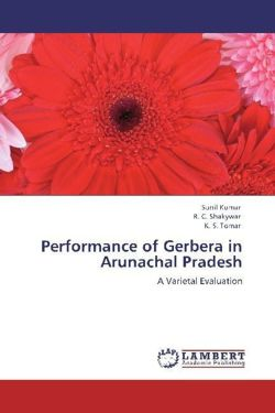 Performance of Gerbera in  Arunachal Pradesh