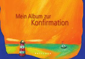 Mein Album zur Konfirmation