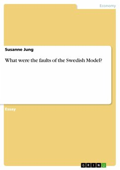 What were the faults of the Swedish Model? - Jung, Susanne