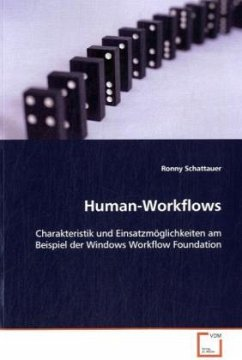 Human-Workflows - Schattauer, Ronny