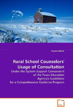 Rural School Counselors' Usage of Consultation - Under the System Support Component of the Texas Education Agency's Guidelines for a Comprehensive Guidance Program