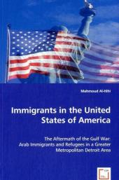 Immigrants in the United States of America - Mahmoud Al-Hihi