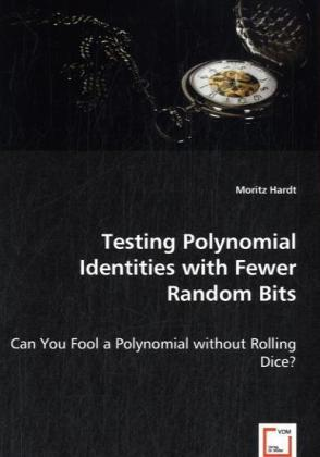Testing Polynomial Identities with Fewer Random Bits - Can You Fool a Polynomial without Rolling Dice?