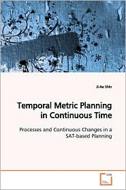 Temporal Metric Planning In Continuous Time - Ji-Ae Shin