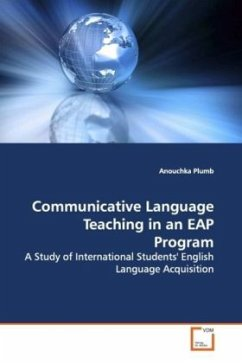 Communicative Language Teaching in an EAP Program - Plumb, Anouchka