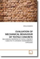 EVALUATION OF MECHANICAL BEHAVIOUR OF TEXTILE CONCRETE