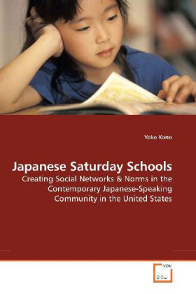 Japanese Saturday Schools - Creating Social Networks