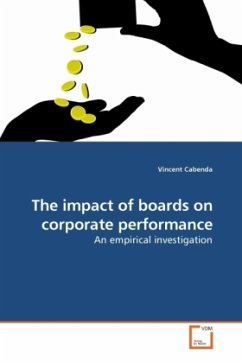 The impact of boards on corporate performance - Cabenda, Vincent