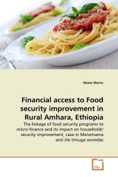 Financial access to Food security improvement in Rural Amhara, Ethiopia - Abate Mamo