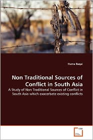 Non Traditional Sources Of Conflict In South Asia