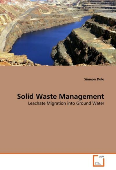 Solid Waste Management - Simeon Dulo