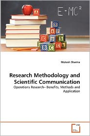 Research Methodology And Scientific Communication - Mukesh Sharma