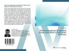The Psychophysical Identity Claim and What Is Left after 50 Years - Griesel, Carsten