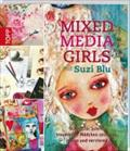 Mixed-Media Girls mit Suzi Blu