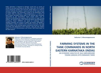 FARMING SYSTEMS IN THE TANK COMMANDS IN NORTH EASTERN KARNATAKA (INDIA) - Saikumar C. Bharamappanavara
