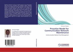 Proactive Model for Communication Network Maintenance - Olajubu, Emmanuel