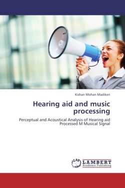 Hearing aid and music processing