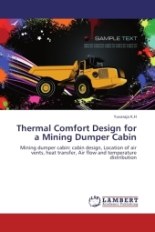 Thermal Comfort Design for a Mining Dumper Cabin - Yuvaraja K.H