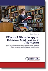 Effects of Bibliotherapy on Behaviour Modification of Adolescents