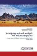 Omar, Kariem;Khafagi, Om-Mohammed;Elkholly, Mohammed A.: Eco-geographical analysis on mountain plants