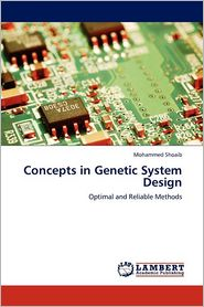 Concepts In Genetic System Design - Mohammed Shoaib