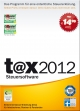 t@x 2012 Steuersoftware, Standard-Version, 1 CD-ROM
