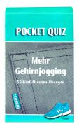 Pocket Quiz Mehr Gehirnjogging