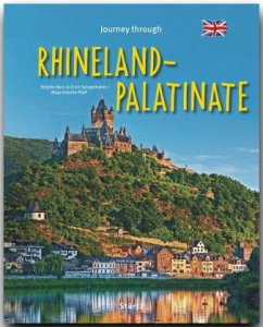 Journey through Rhineland-Palatinate - Merz, Brigitte; Spiegelhalter, Erich; Ueberle-Pfaff, Maja