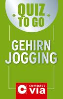 Quiz to go - Gehirnjogging