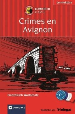 Crimes en Avignon - Von Blancher, Marc