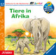 Tiere in Afrika, 1 Audio-CD - Marion Elskis