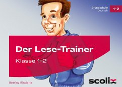 Der Lese-Trainer, Klasse 1/2 - Rinderle, Bettina