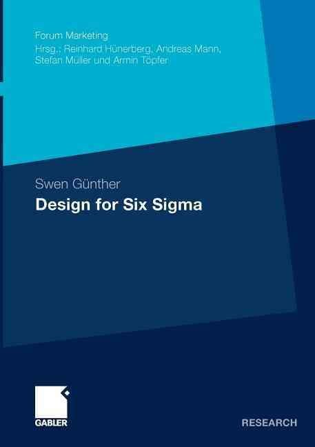 Design for Six SIGMA - Sven Gunther