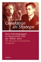 Generation als Strategie - Ralph Winter
