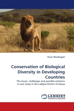 Conservation of Biological Diversity in Developing Countries