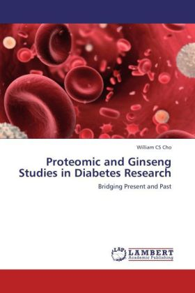 Proteomic and Ginseng Studies in Diabetes Research - Bridging Present and Past