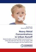 Heavy Metal Concentrations in Urban Runoff