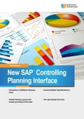 New SAP Controlling Planning Interface - Martin Munzel