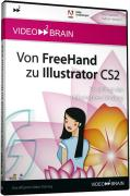 video2brain Von Freehand zu Illustrator CS2. DVD-ROM für Windows 98/2000/XP/Mac OS X 10.1