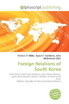 Foreign Relations of South Korea