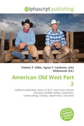 American Old West Part 2