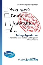 Rating-Agenturen - Claudine Hengstenberg